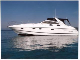 PRINCESS V42 location avec skipper