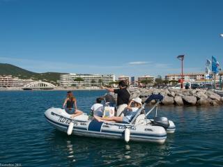 Louer bateau sans permis Ste Maxime - Golfe de Saint Tropez
