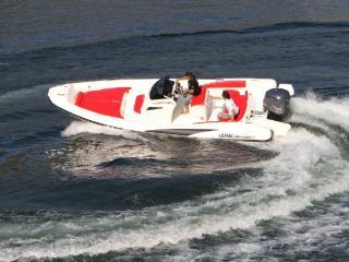 Lomac Adrenalina 7.50 a vendre Golfe de Saint Tropez