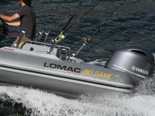 Le  lomac big game pour pecheur mer loisirs
