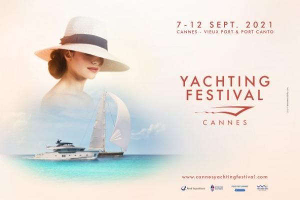 Yachting Festival de Cannes 2021 : découvrez les bateaux LOMAC avec Espace Bleu du 7 au 12 septembre !