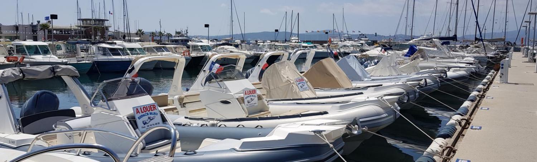 Location bateaux avec permis
